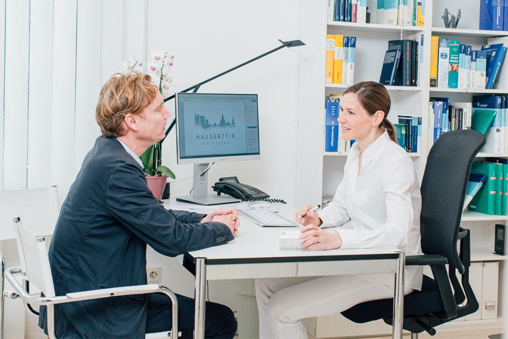 Hausarzt Bonn Gronau - Sippel - Internistisch-hausärztliche Versorgung