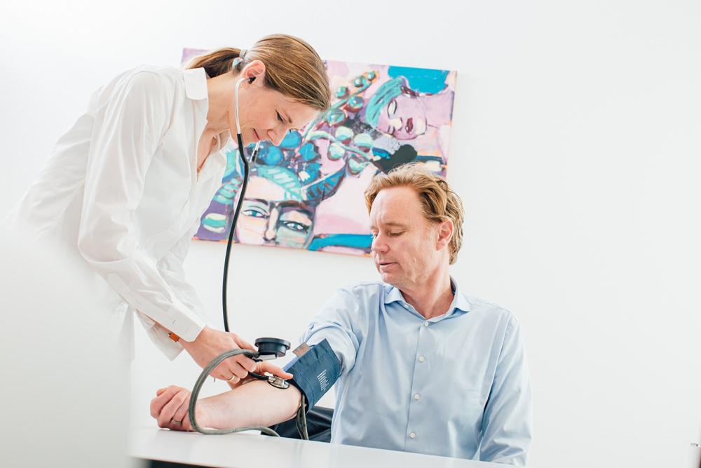 Hausarzt Bonn Gronau - Sippel - Leistungen - Prävention