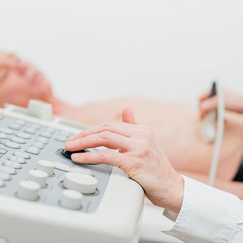 Hausarzt Bonn Gronau - Sippel - Ultraschall in der Praxis